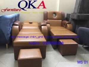 Ghế foot massage qka 01
