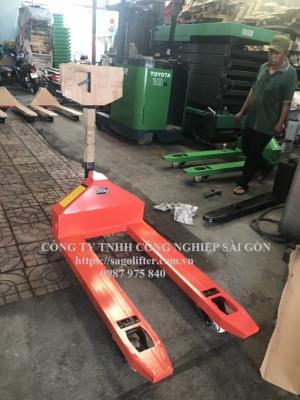 Xe nâng tay thấp 5 tấn Niuli