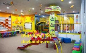 Tư vấn Kinh doanh cà phê kết hợp khu vui chơi trẻ em hiện đại chuyên nghiệp