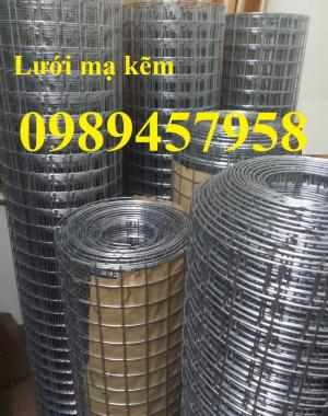 Lưới thép làm chuồng cọp, Lưới thép làm giàn lan phi 4 ô 50x50 và 50x100, Lưới thép hàn
