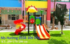 Nơi bán cầu trượt liên hoàn cho khu vui chơi trẻ em quán cafe, nhà hàng,