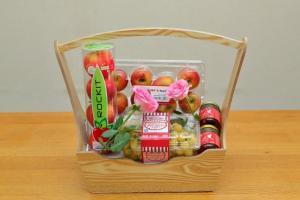 Đặt giỏ trái cây Suong's House xách tay  tươi ngon tại TPHCM