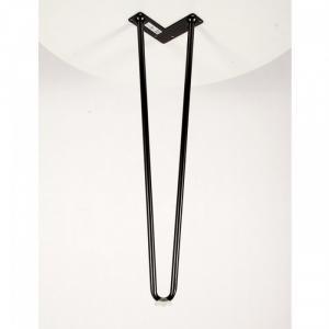 Hairpin D14 Cao 60cm ( 1 Chân ) Kèm Nút Nhựa...