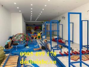Dịch vụ sửa chữa - bảo trì khu vui chơi trẻ em uy tín- chất lượng nhất