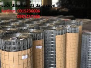Nơi mua lưới thép hàn D4 a100x100, a150x150, a200x200 giá tốt