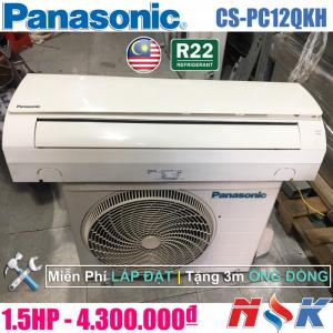 Máy lạnh Panasonic CS-PC12QKH 1.5HP