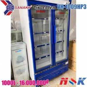 Tủ mát Sanaky Inverter VH-1009HP3 1000 lít