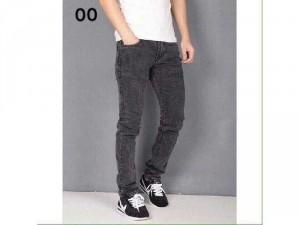 Quần jeans dài nam cao cấp rách wax 4165