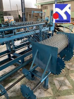 Máy đan lưới thép B40