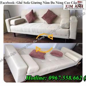 2020-09-25 09:46:10  9 Ghế sofa giường gấp Ghế sofa giường nằm thông minh đa năng cực kỳ tiện dụng 4,400,000