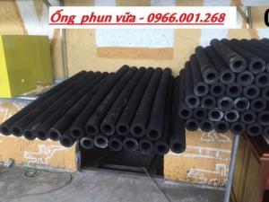 2020-09-25 15:44:25  4  Ống cao su phun vữa, ống bơm bê tông, ống bơm vữa trát tường D 40 x 72 1,400,000