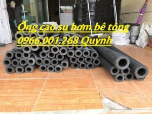 Ống cao su phun vữa, ống bơm bê tông, ống bơm vữa trát tường D 40 x 72