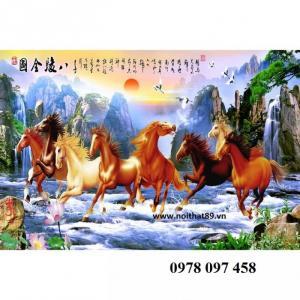 2020-09-25 20:25:26  4  Tranh ngựa - tranh gạch 3D 1,200,000
