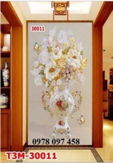 2020-09-26 20:51:31  2  Tranh gạch men 3D - tranh bình hoa 1,200,000