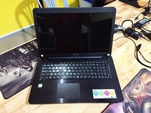 Laptop Gaming Asus X756u Core i7-7500U Ram 8GB SSD 256GB 2 CARD VGA (8GB) Máy Đẹp