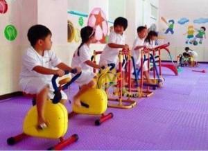 Chuyên cung cấp dụng cụ tập gym mini dành cho trẻ em mầm non