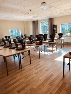 Sàn nhựa cao cấp Thụy Điển IDÉ Flooring -Mã HP-804