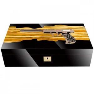 Hộp bảo quản cigar 100 điếu cao cấp chính hãng Lubinski YJA60014