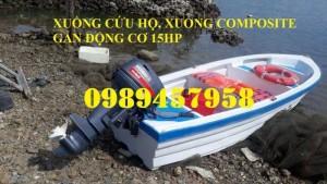 Thuyền cứu hộ, Cano du lịch chở 4-6 người, Cano cứu hộ, cứu nạn