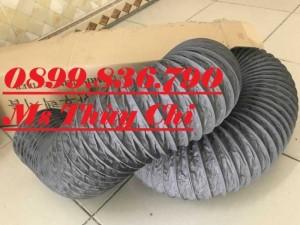 Ống gió mềm vải D100 giá rẻ, hàng luôn có sẵn.