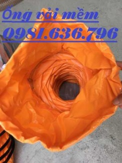 Ống gió cam chuyên dùng cho quạt công nghiệp lớn d250