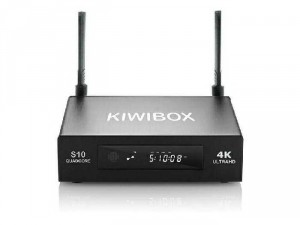 ANDROID TVBOX KIWI S10(Tặng Box minix)