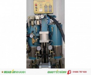 Máy phun trộn  Polyurethane áp cap - áp thấp độc quyền tại VN