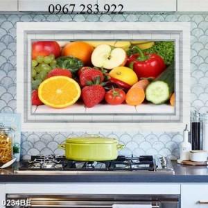 Tranh gạch- Tranh trang trí phòng bếp