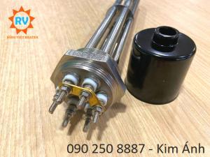 Điện trở đun nước đầu 59 x 900(PO) / 380V - 21KW ( có sẵn)