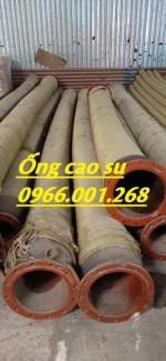 Ống cao su lõi thép hút cát, ống cao su lõi thép bơm bê tông D100,D125,D150,D200,D250,D300 giá rẻ
