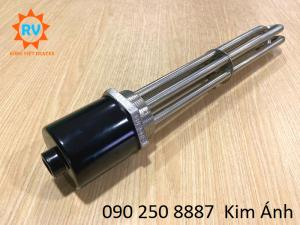 Điện trở đun nước Đầu 59* 340(PO)/ 220-380V / 7,5kw
