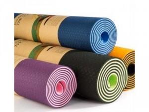 Thảm tập yoga loại 1 dầy 6mm