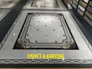Gạch thảm sàn phòng khách HP1190