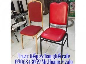Ghế nhà hàng tiệc cưới giá xưởng - Nội thất Nguyễn hoàng