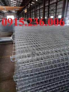 Lưới thép hàn phi 6 ô 100x100, ô 150x150, ô 200x200, lưới thép hàn đổ bê tông giá rẻ