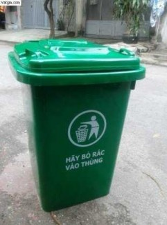Thùng rác 60l màu vàng,thùng rác y tế 60l,thùng rác 60l đạp chân