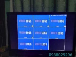 Đầu ghi camera 8 kênh HD
