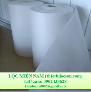 Cuộn giấy lọc dầu