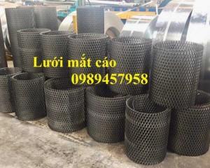 Sản xuất lưới sàn thao tác, lưới mắt cáo, lưới hình thoi, lưới kéo dãn 30x60, 45x90, 36x101 dày 3ly, 4ly giá tốt