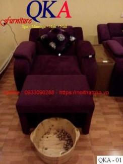 Ghế massage chân_QKA 01