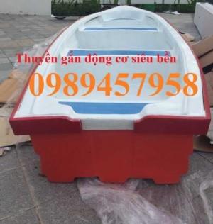 Sản xuất thuyền composite chở 4-6 người, thuyền chở khách 10-20 người tại Hà Nội