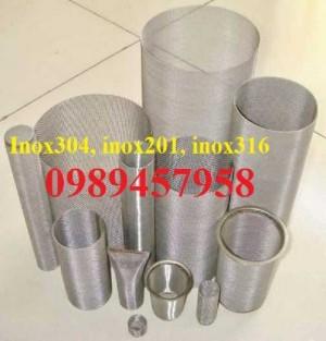 Lưới đan inox 1ly, 1,2ly,1,5ly, 2ly ô 5x5, 8x8, 12x12, 15x15, 20x20, 40x40 khổ 1m, 1,2m, 1,5m
