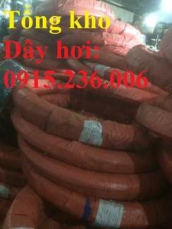 Ống hơi áp lực hàn quốc, dây khí nén áp lực cao D6.5, D8, D9.5, D13, D16, D19, D25 mới 100%