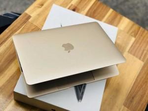 Macbook Pro 12inch 2016, Core M3 8G SSD256 Retina Màu Gold Đẹp Keng zin 100% Giá rẻ