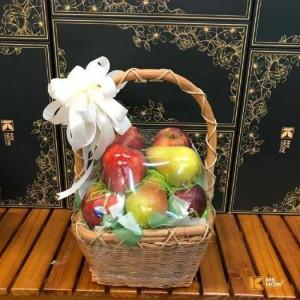 Giỏ trái cây phúng viếng - FSNK191