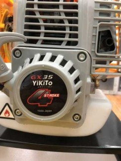Tìm nơi bán máy phun thuốc đẩy tay Yikito Nhật Bản GX35, thấy mọi người bảo dùng rất tốt.
