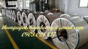 Inox tấm cuộn SUS304, SUS316L, SUS409L, SUS420J2
