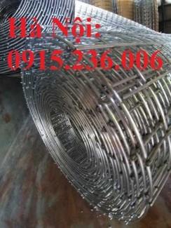 Lưới thép hàn D2 ô 50x50 khổ 1m, 1,2m, 1,5m mới 100%