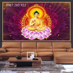 Tranh gạch- Tranh phòng thờ Phật Giáo