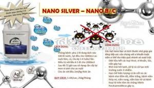 Nano silver nano bạc